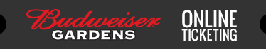 Budweiser Gardens Online Ticketing